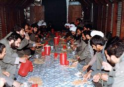 نتیجه تصویری برای رمضان و جبهه